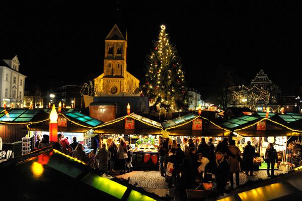 Weihnachtsmarkt Köln Parken